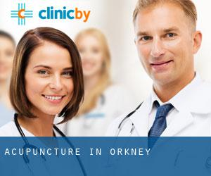 Acupuncture in Orkney