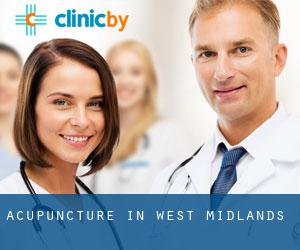 Acupuncture in West Midlands