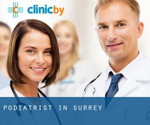 Podiatrist in Surrey
