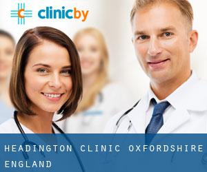 Headington Clinic (Oxfordshire, England)
