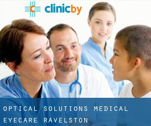 Optical Solutions, Medical Eyecare (Ravelston)